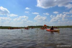 Baidarių nuoma Nikajos upe
